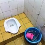 水洗式トイレ
